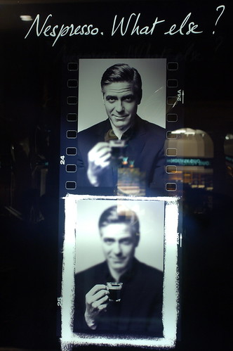 George Clooney in Budapest, What Else?