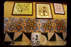 Els Quatre Gats, Barcelona (Chodaboy) Tags: barcelona espaa bar canon restaurant cafe spain restaurante 1d catalunya gaspar hdr catalua barna cerveseria 4gatos cerveceria modernista quatregats markiii 3xp photomatix canon1d elsquatregats thefourcats 7xp chodaboy els4gats canonistas loscuatrogatos 4gast lesquatrechats