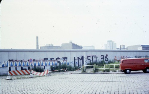 West Berlin 1980 - Berlin Wall #5