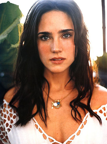 Sobrancelhas - Jennifer Connelly