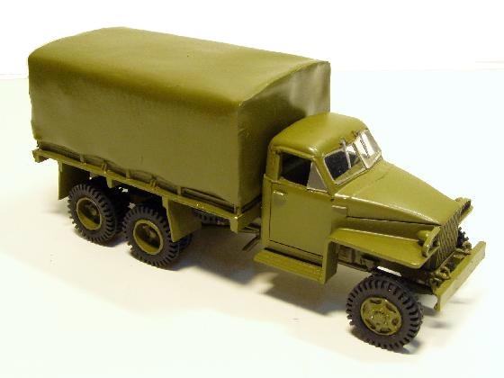 Studebaker military truck 1-43