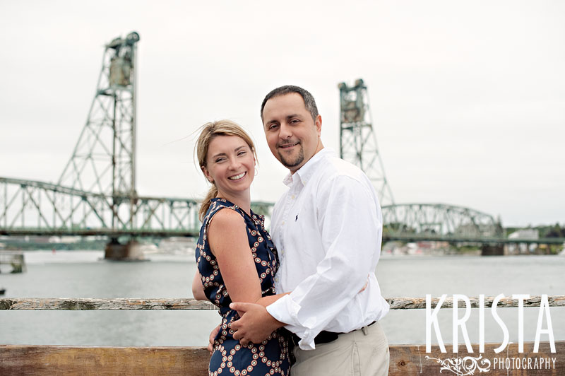 Portsmouth Engagement Session