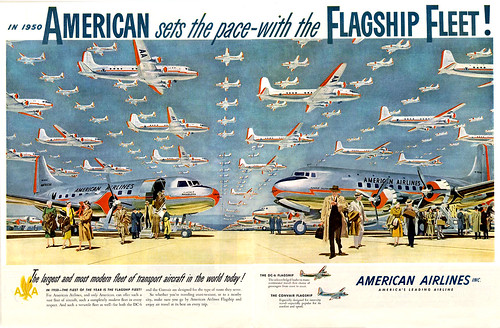 1954- sky full of planes [1] by x-ray delta one.