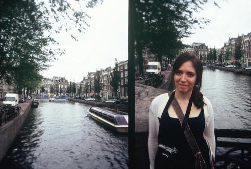 golden half: Amsterdam