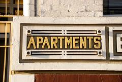 Apartments (glennbphoto) Tags: sanfrancisco guesswheresf cristobal foundinsf tenderloin gwsf5party gwsflexicon