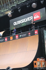 Quicksilver // Tony Hawk Show