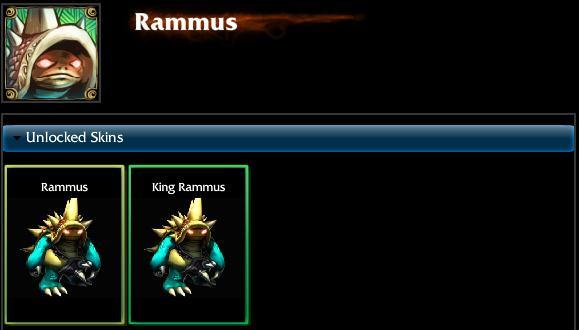 King Rammus