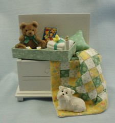 Trunk Baby Green