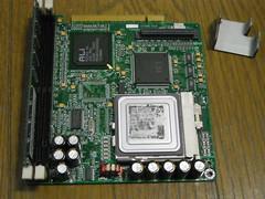 Cobalt Qube3 CPU board