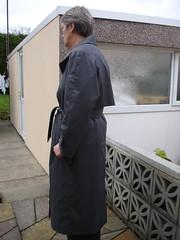 87d (Silver Linings) Tags: mac rubber raincoat rainwear rubberised