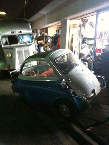 Today's Isetta [December.2.2009]