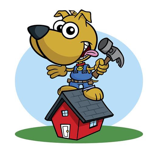 4173941610 64cface463 Dog House Cartoon