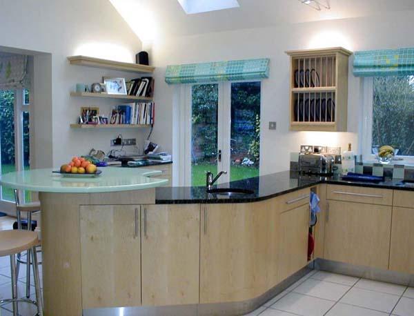 Kitchen Design by Adrienne Chinn