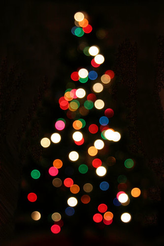 Christmas tree lights 0071