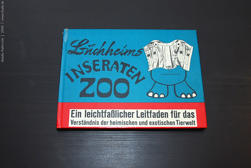 Buchheims Inseraten-Zoo