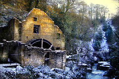Old Water Mill Jesmond Dene