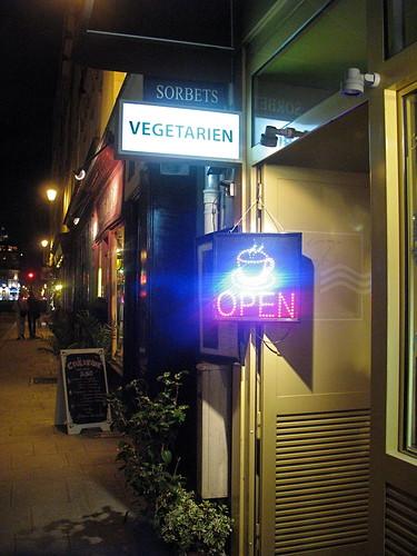 veggie restaurant #2