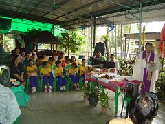 Mass for Street Children