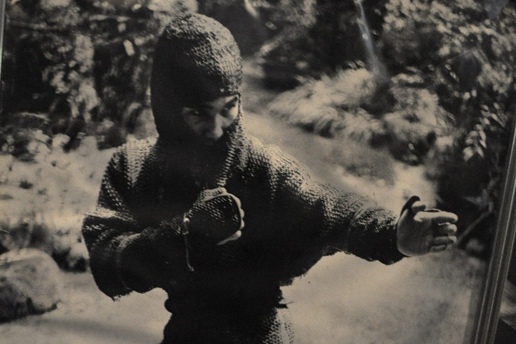 the ancient japanese ninja Who were or are the ninja – those ancient spies and mercenaries the tessen was also used for fending off knives and darts, as a throwing weapon, and as an aid in swimming antique japanese (samurai) gunbai war fan.