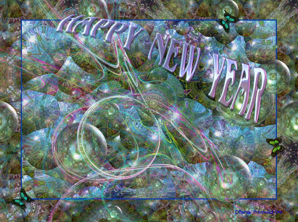 Happy New Year Folks 2010