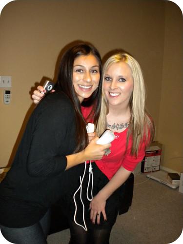 Kristin and Laur