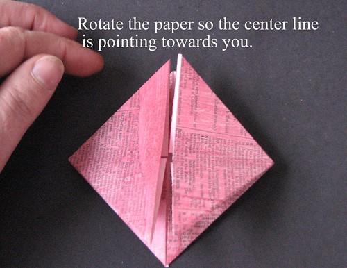 Origami Heart 013
