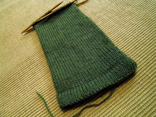 Hourglass Sweater Sleeve