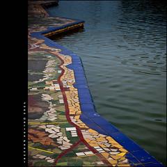 Quebrada (Arquijcarlos) Tags: agua málaga azulejos parquedeloeste estremità