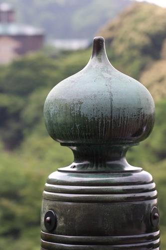 清水の舞台から / 擬宝珠,Giboshi
