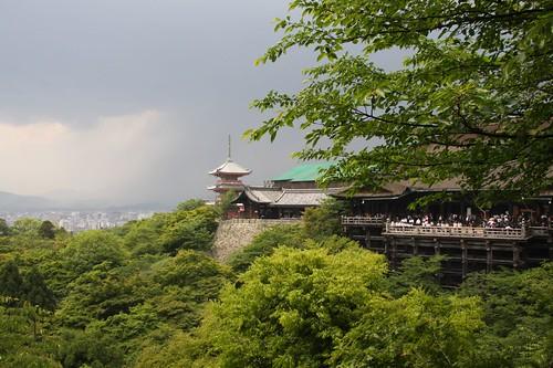 遠景・清水寺 / Japanese scenery ,Kyoto