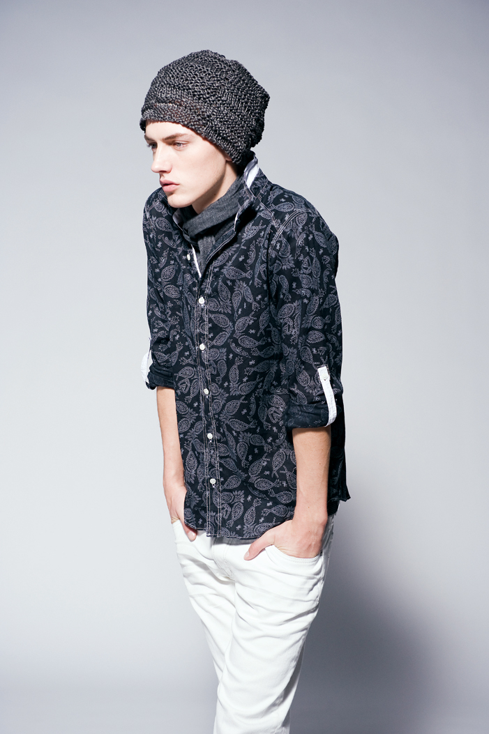 Jakob Hybholt0211_JOSEPH HOMME CASUAL 2011 Spring-Summer Collection(Official)