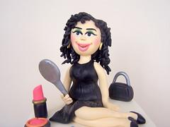 Kokoş Kız Pastası (Çikolata Butik Pasta ve Kurabiye) Tags: kız pastası kokoş