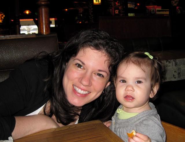 Mommy & Britt