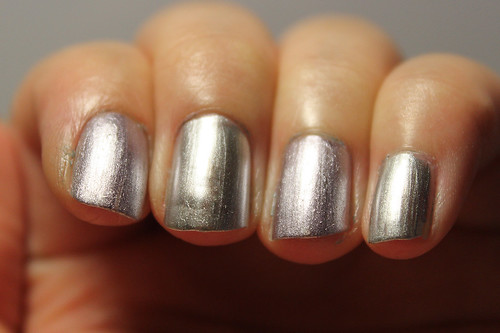 China Glaze Sci-Fi vs Millenium (1/2)