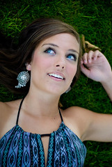 Alyssa-8 (caitlin_donovan) Tags: grass blueeyes seniorpictures bluedress alyssajohnston