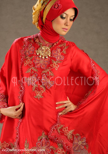 Baju Kurung Bordir - 0307