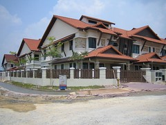 Corner View (nukilan2009) Tags: beautiful nice property investment shahalam househunting ip klangvalley impian housesearch nukilan goodinvestment alamimpian seksyen35