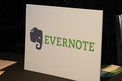Evernote Party - Slide Lounge
