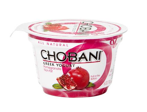 Chobani 0% Pomegranate Greek Yogurt - lowres