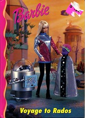 Barbie: Voyage To Rados 1