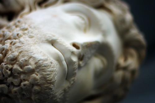 archaic acropolis - busts - 1