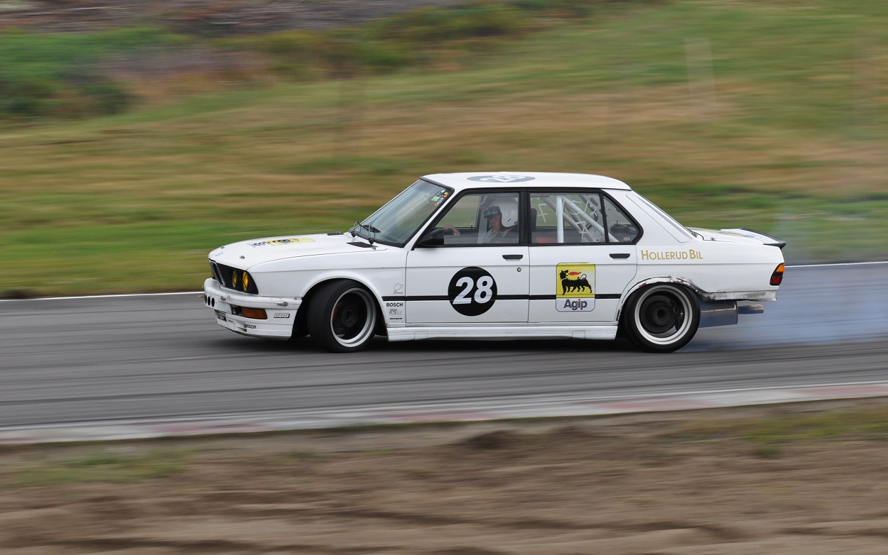 Bmw E28 M5 drift