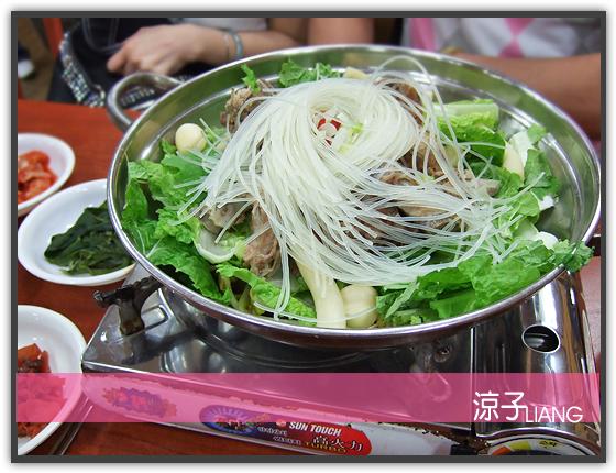韓國 肉骨茶風味餐04