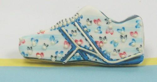 Golf Shoe Cookies