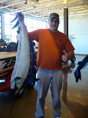 Caught a Marlin (in Manteca!)