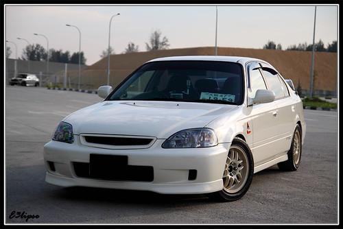 Flickriver: Photoset 'Honda Civic EK3 Championship White ...