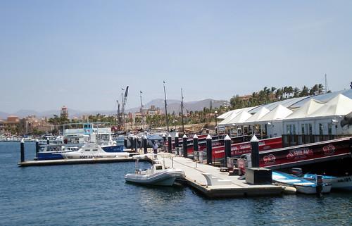 Tender Pier - Cabo San Lucas