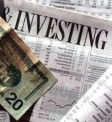 newspaper on investing