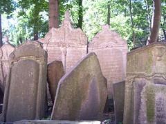 Jewish Cemetery (hartjeff12) Tags: cemetery prague jewish czechrepublic