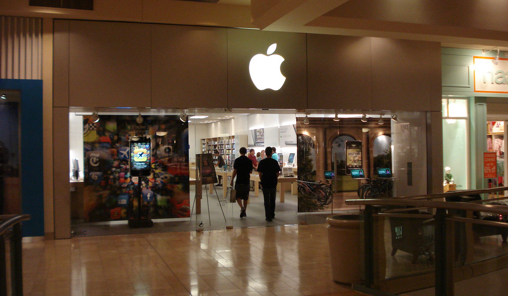 Apple Store | The Gamer Report